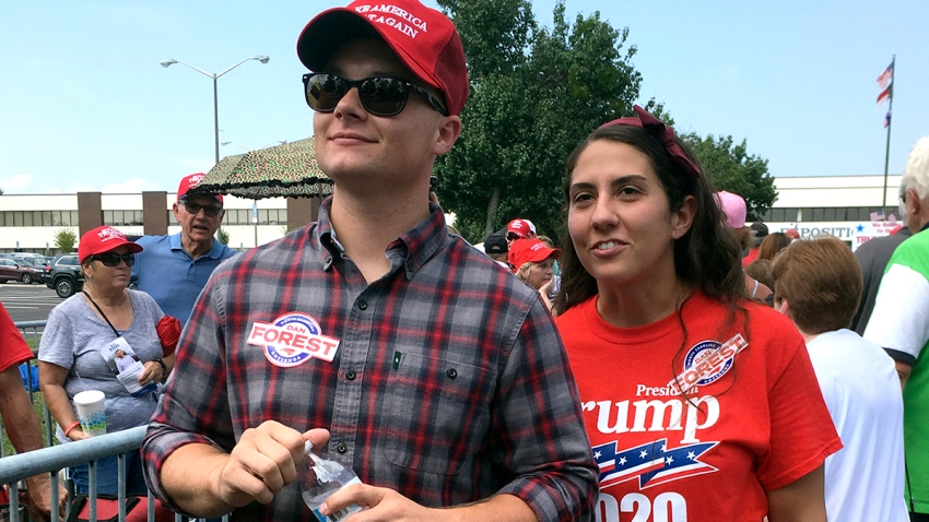 Election 2020 Trump Nonvoters