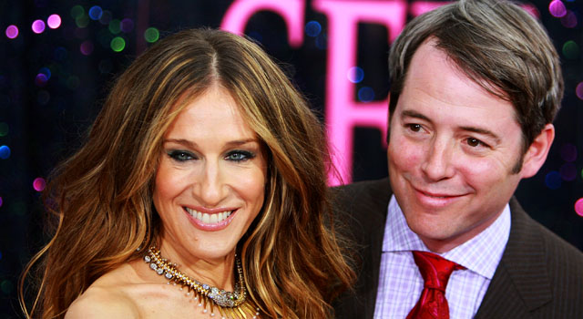 BABY BOOM SJP and Matthew Broderick
