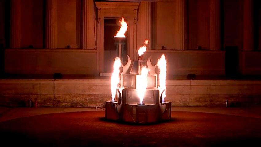 Berkeley Bonfire