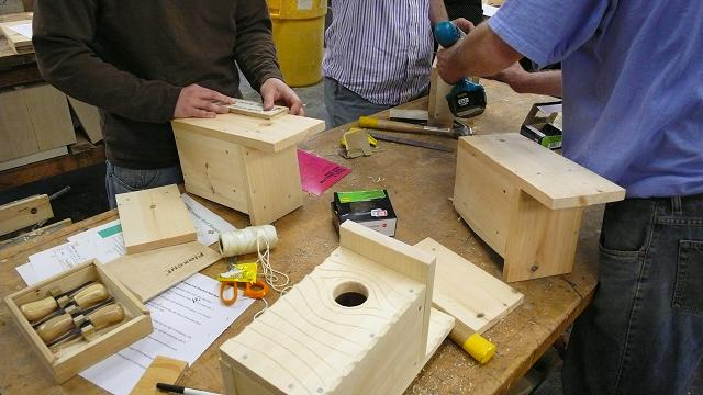 Birdhouseworkshop