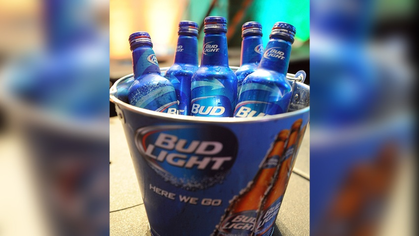 BudLight bucket