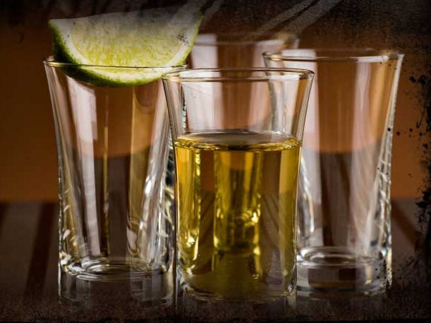 Cabo Wabo Tequila Shots
