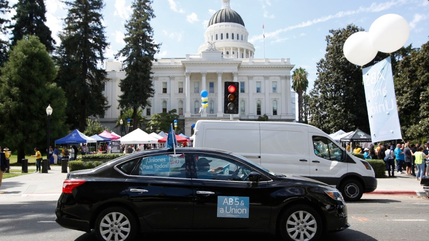California Gig Economy