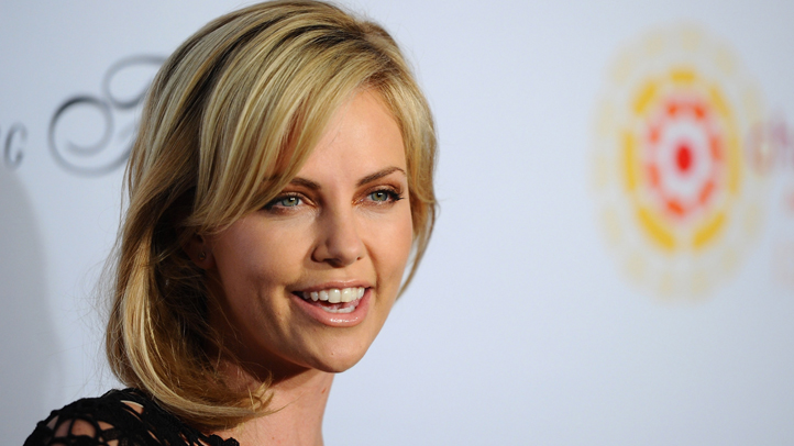 Charlize Young Adult