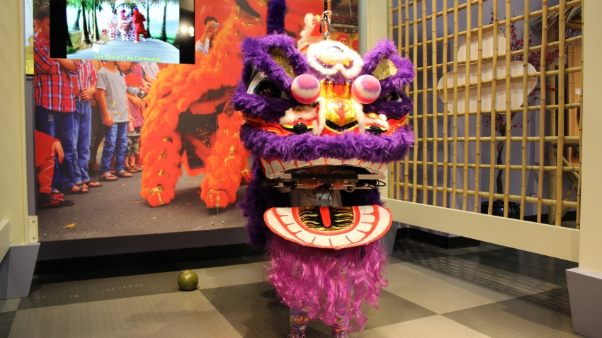 Childrens Discovery Museum Lunar New Year