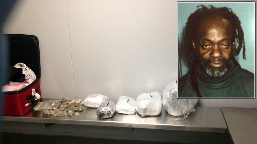 Cocaine-Pot-Drugs-LGA-Arrest