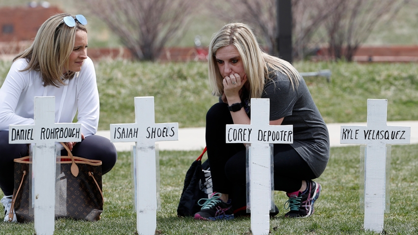Columbine 20 Years Later Remembering The Victims