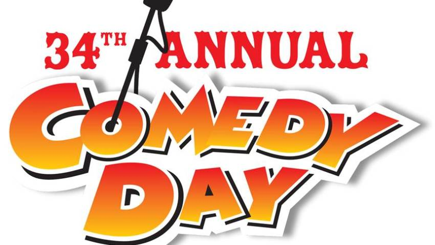 Comedy Day logo