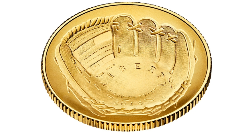 Curved-coin