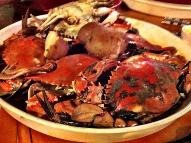 Derek Simcik Crab Bowl