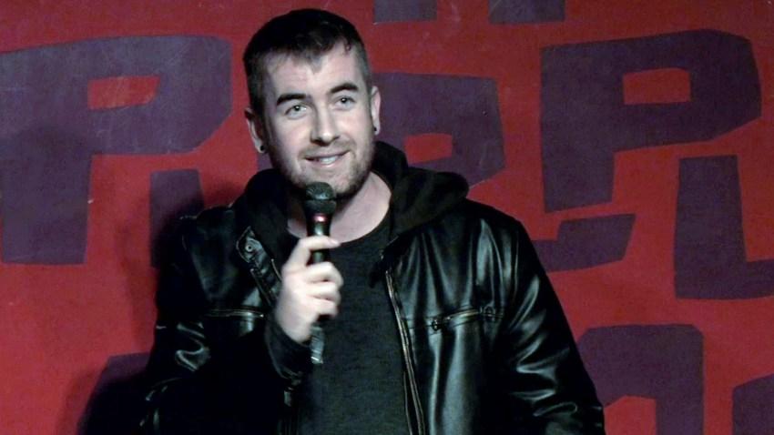 Eric Barry at Purple Onion