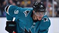 NHL Investigating Allegations Sharks Star Evander Kane Bet on Own Games