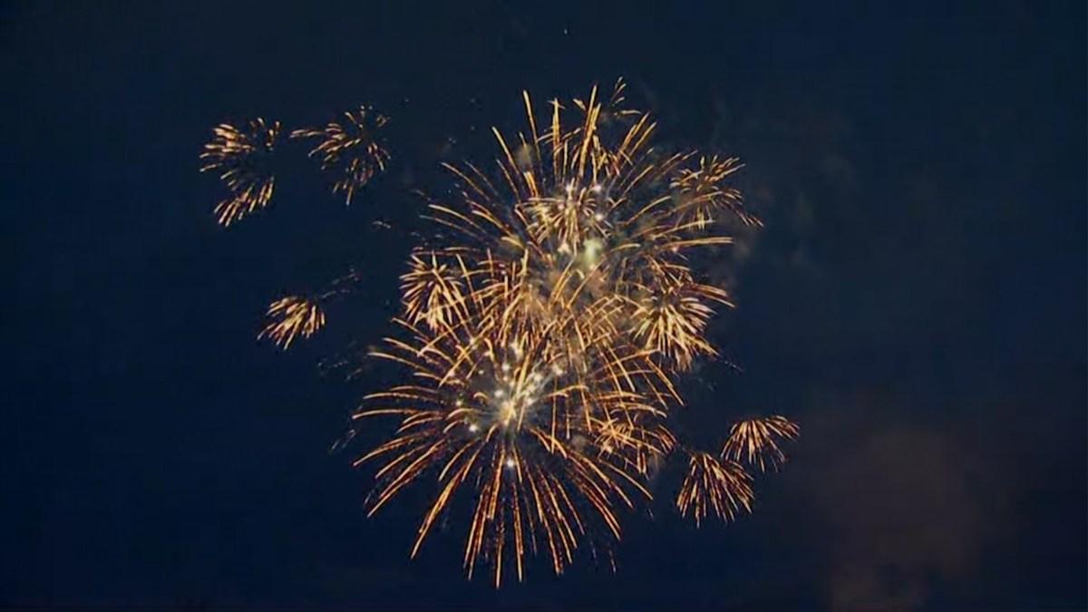 Gilroy Fireworks Show Still On Despite Governor's Order
