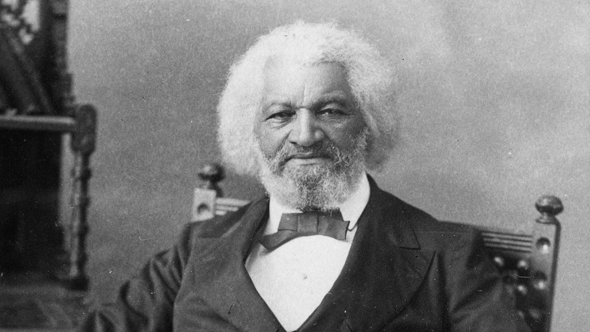 A statue of abolitionist Frederick Douglass was ripped from its base in Rochester on the anniversary of one of his most famous speeches, delivered in