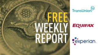 Coronavirus Free Weekly Credit Report