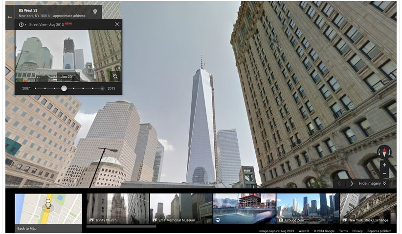 FreedomTowerGoogleTimeTravel