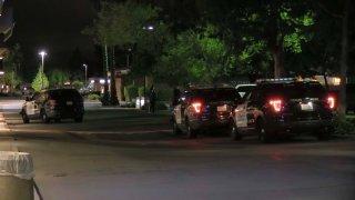 Police investigate a homicide in Fremont.