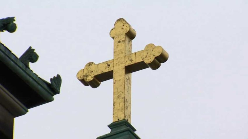 Generic Catholic Church cross