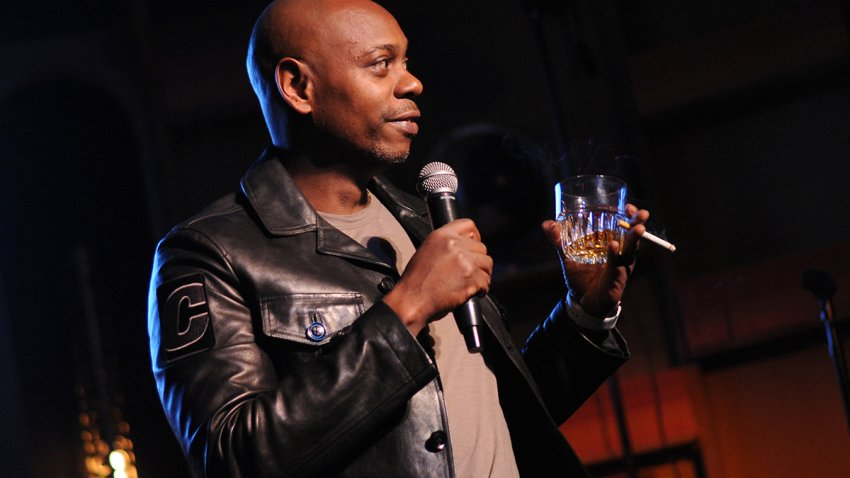 In this Sept. 23, 2018, file photo, Dave Chappelle performs at The Imagine Ball Honoring Serena Williams Benefitting Imagine LA Presented By John Terzian & Val Vogt in Los Angeles, California.