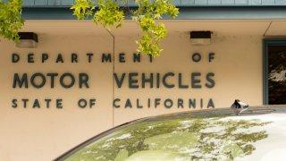 California Department of Motor Vehicles