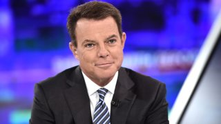 """Jane Skinner visits """"Shepard Smith Reporting"""" at Fox News Channel Studios on September 17, 2019 in New York City."""
