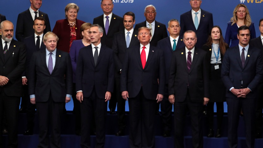 NATO leaders summit