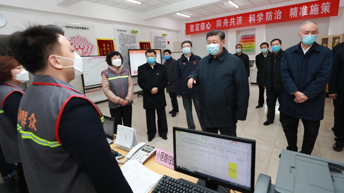 Here's Why the White House Doesn't Trust China's Coronavirus Numbers