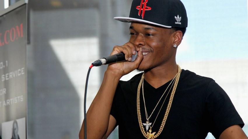 Rapper Hurricane Chris