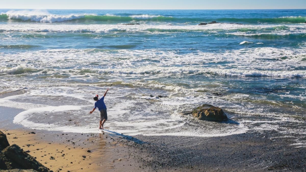 Top 10 Most Polluted Beaches Include 6 From San Mateo County