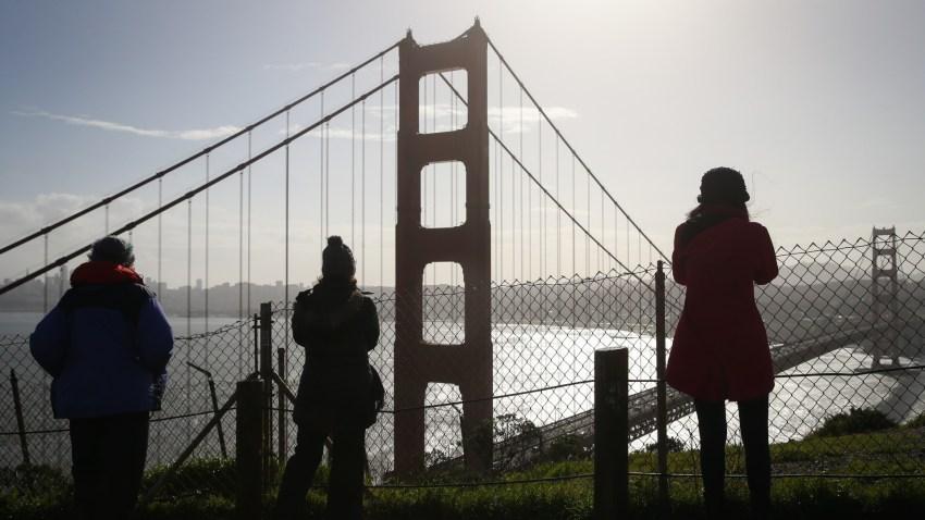 File image of the Golden Gate Bridge