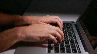 Hands on Keyboard Generic Computer
