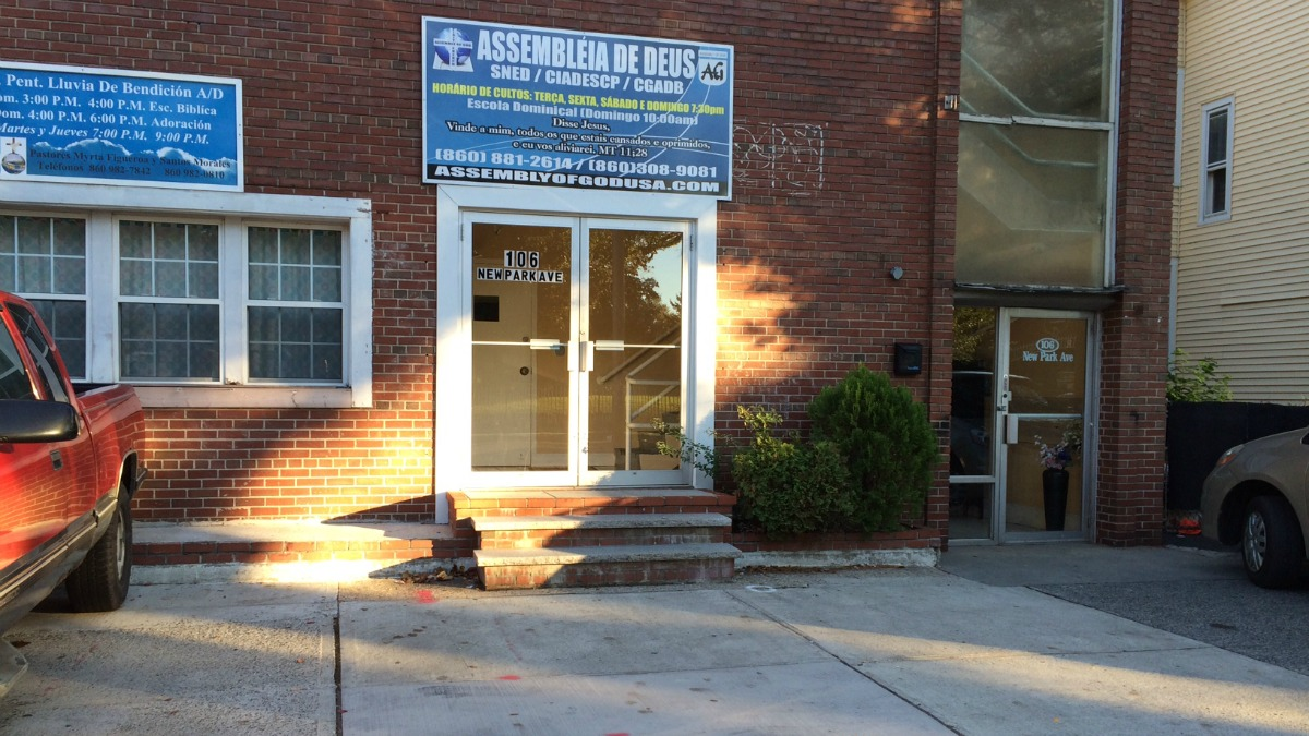 Police Seek 2 Men Who Knocked Pastor Unconscious During ...
