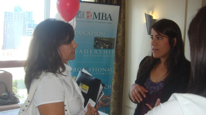 Hispanic MBAs