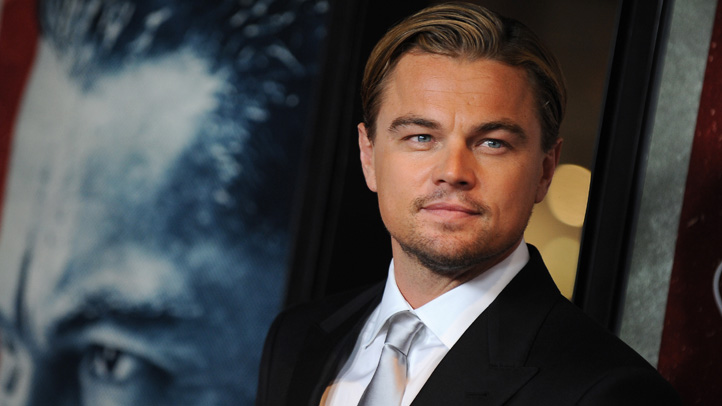 Hot Best Actors_Dicaprio