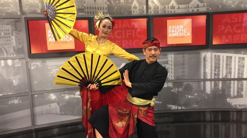 Harsanari Dance