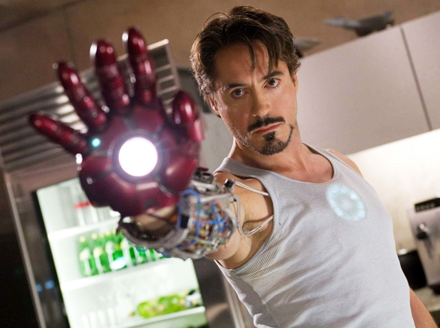 Iron Man Robert Downey Jr
