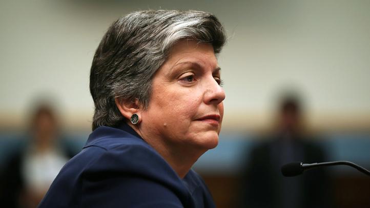 Janet Napolitano generic
