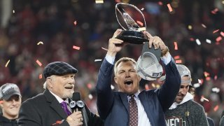 General manager John Lynch of the San Francisco 49ers
