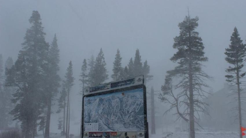 Kirkwood snow 11.28.12