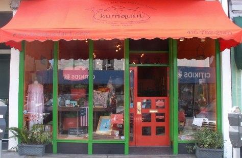 Kumquat - storefront