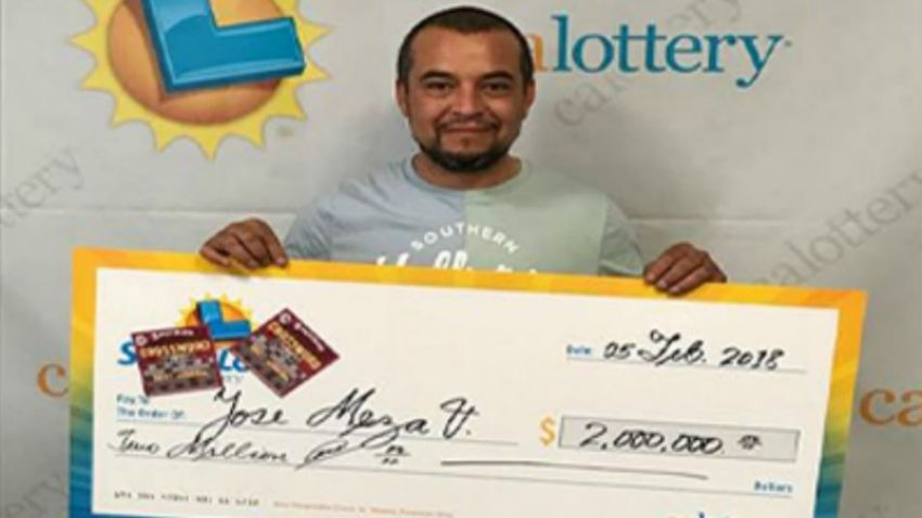 LotteryJoseMeza