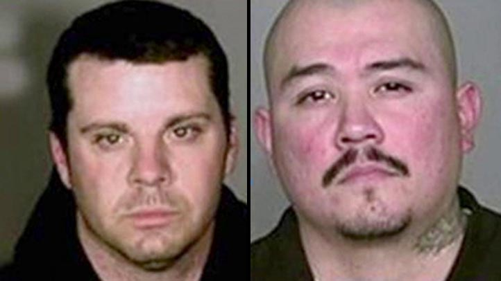 Louie Sanchez and Marvin Norwood Bryan Stown suspects