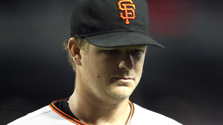 Matt Cain Giants