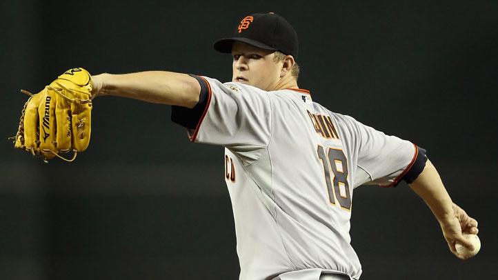 Matt_Cain_Contract_Talks_Heat_Up_San_Francisco_Giants