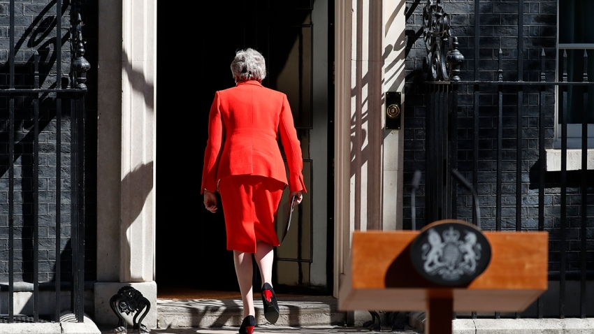 APTOPIX Britain Brexit