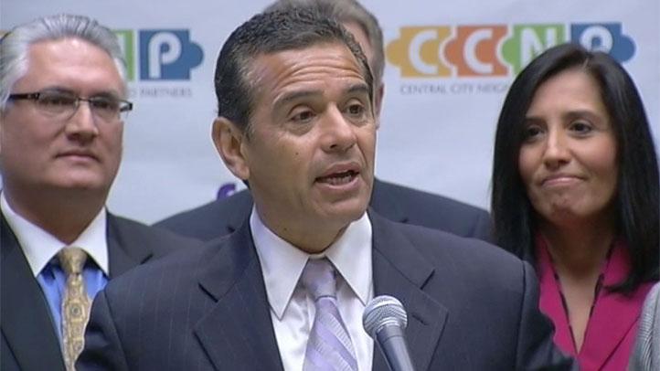 Mayor Antonio Villaraigosa EITC1