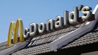 McDonalds Sign Generic