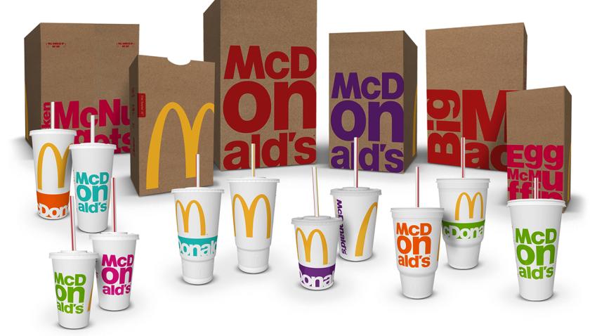 McDonald's Packaging