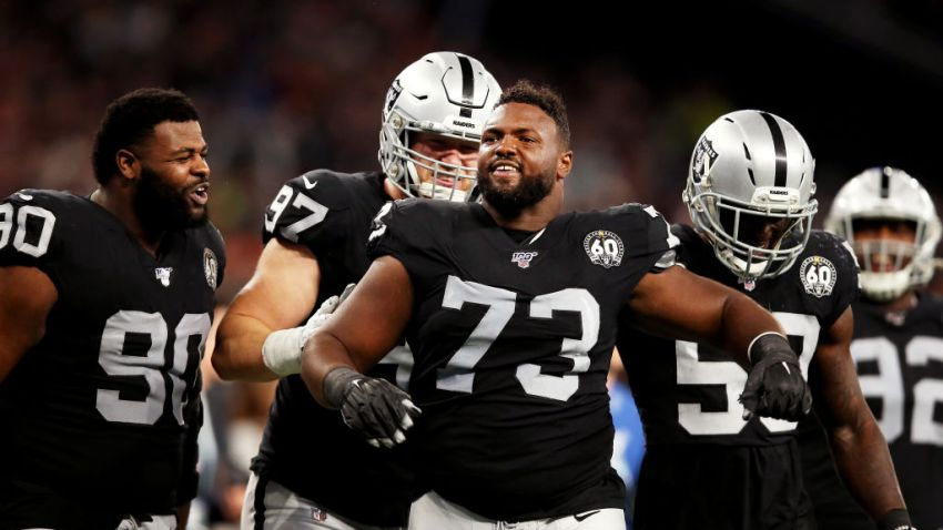 Raiders' Maurice Hurst Is Gaining Momentum – NBC Bay Area