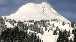 Oregon's Mount Hood